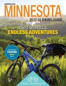 Minnesota Biking Guide 2017-2018 Cover