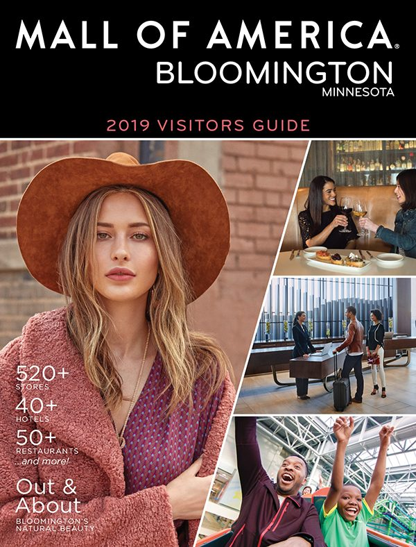 Bloomington Visitors Guide 2019 Cover