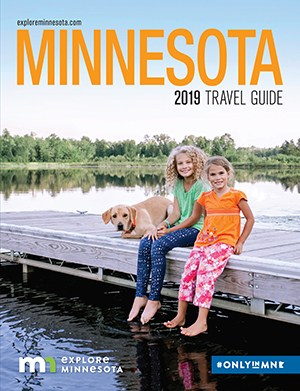 Explore Minnesota Tourism 2019 Cover