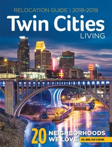 Twin Cities Living 2018 Cover
