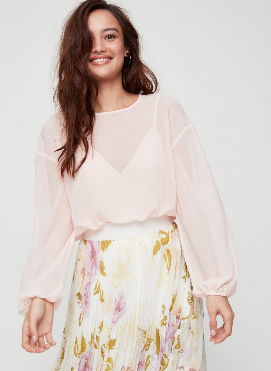 A photo from Aritzia, courtesy Mall of America.