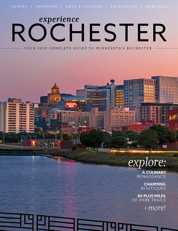 Cover of Experience Rochester 2019