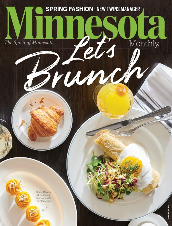 Cover of Minnesota Monthly, 0319