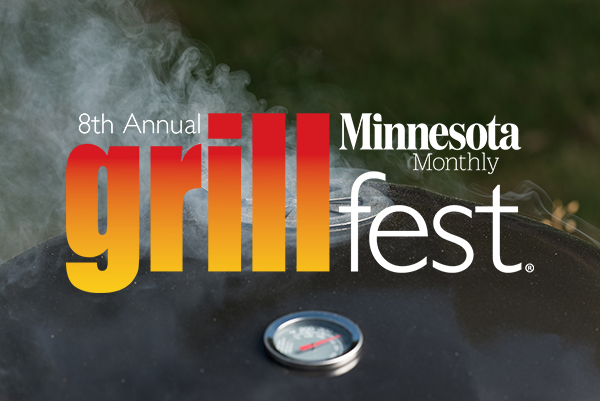 Promo image for Minnesota Monthly's GrillFest