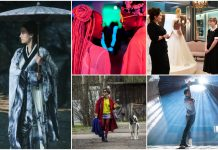 "Clockwise, from above left, photos from ""Shadow,"" ""Rafiki,"" ""Ladies in Black,"" ""Crystal Swan,"" and ""Yuli,"" all featured in the 2019 Minneapolis-St. Paul International Film Festival"
