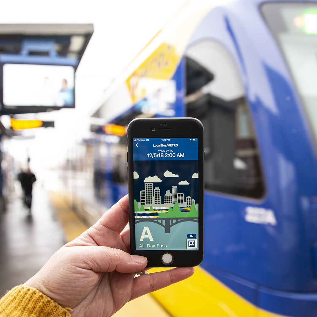 Metro Transit's App Makes Riding Transit in the Twin Cities