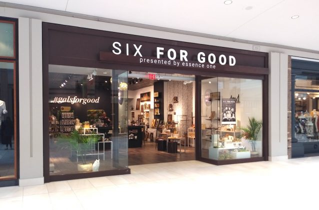 The Exterior of Six for Good