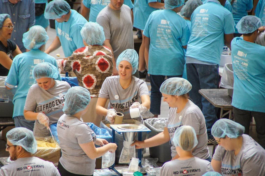 Photo of Feed My Starving Children