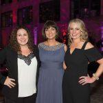 From left: Tracy Call, Lynn Poferl, Sara Darling