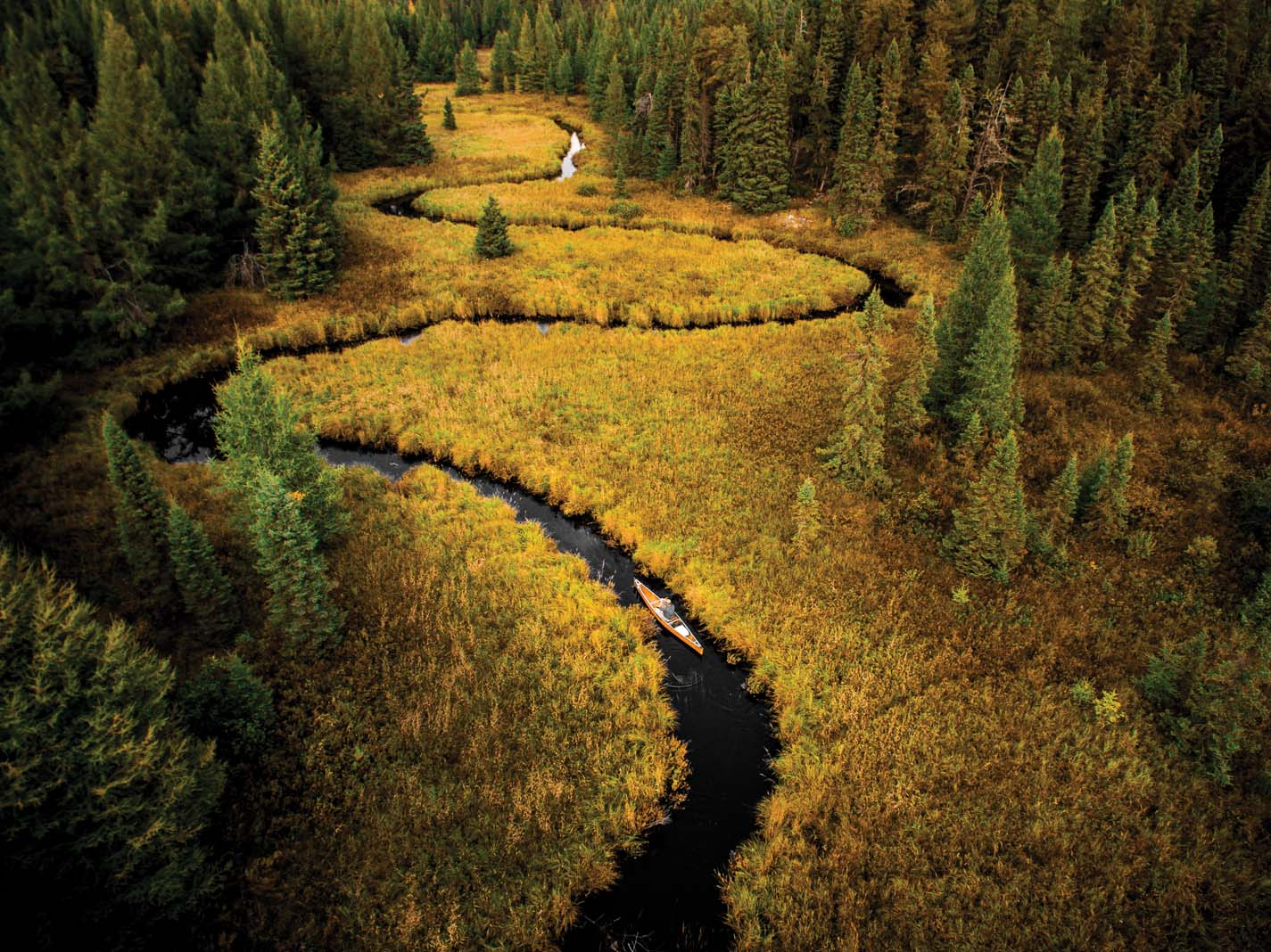 Snake River, near Bald Eagle Lake, is an unforgettable stretch of Boundary Waters Canoe Area Wilderness