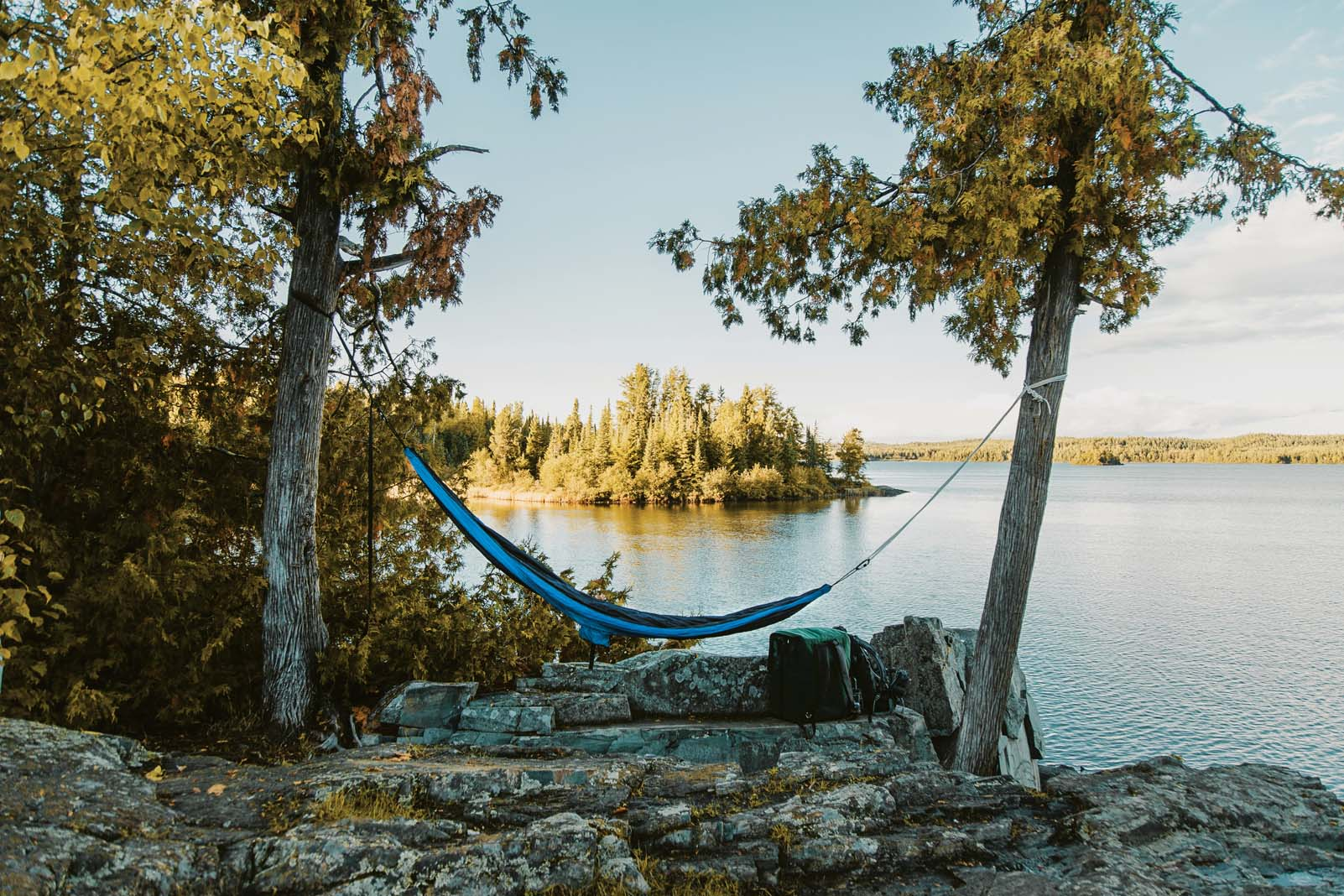 Why You Should Try Hammock Camping | Minnesota Monthly