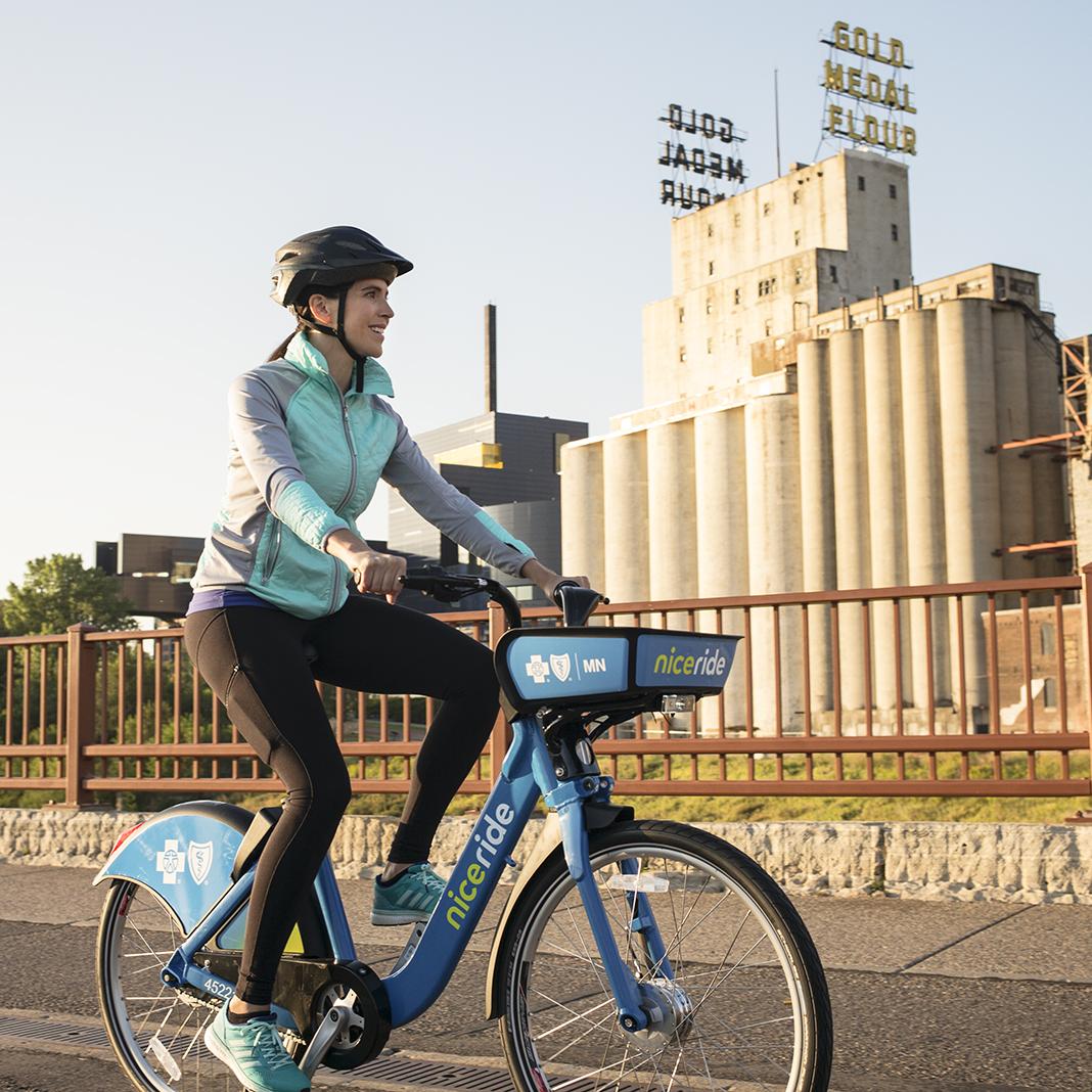 Photo of Nice Ride Bikes