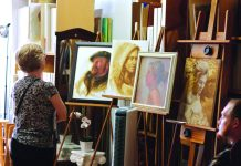 Art-a-Whirl ordinarily takes place in northeast Minneapolis. For its 25th anniversary, it's going online.