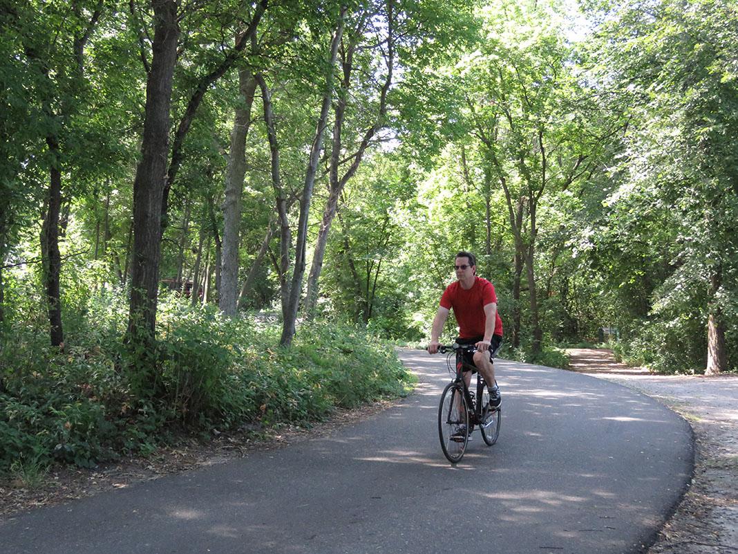 Photo of Biking Trail