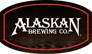 Logo for Alaskan Brewing Co