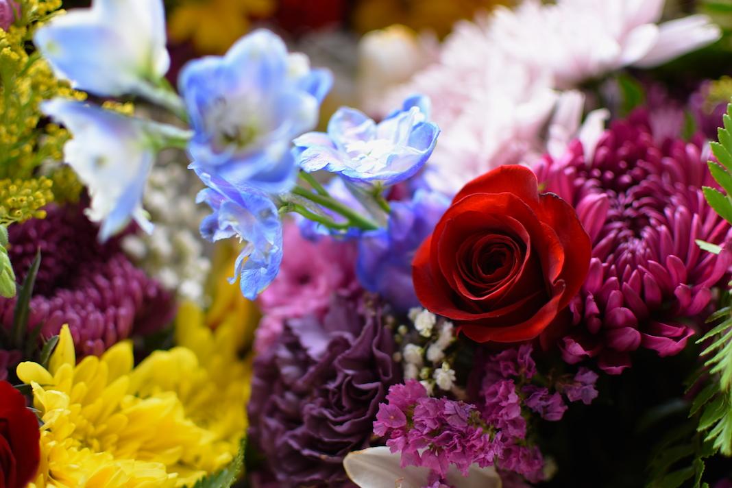 Farmer's Market Floral Arrangement
