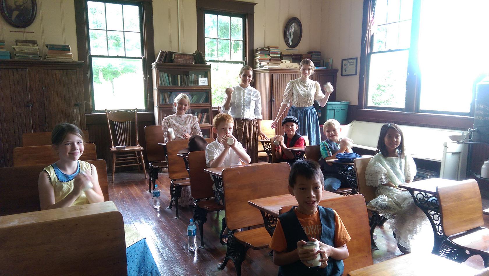 Photo of Pioneer School