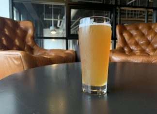 Finnegans first hemp beer, Kicked to the Herb