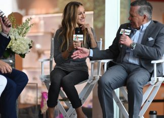 Sarah Jessica Parker visited Mall of America on June 16 for the opening of her latest location for SJP.