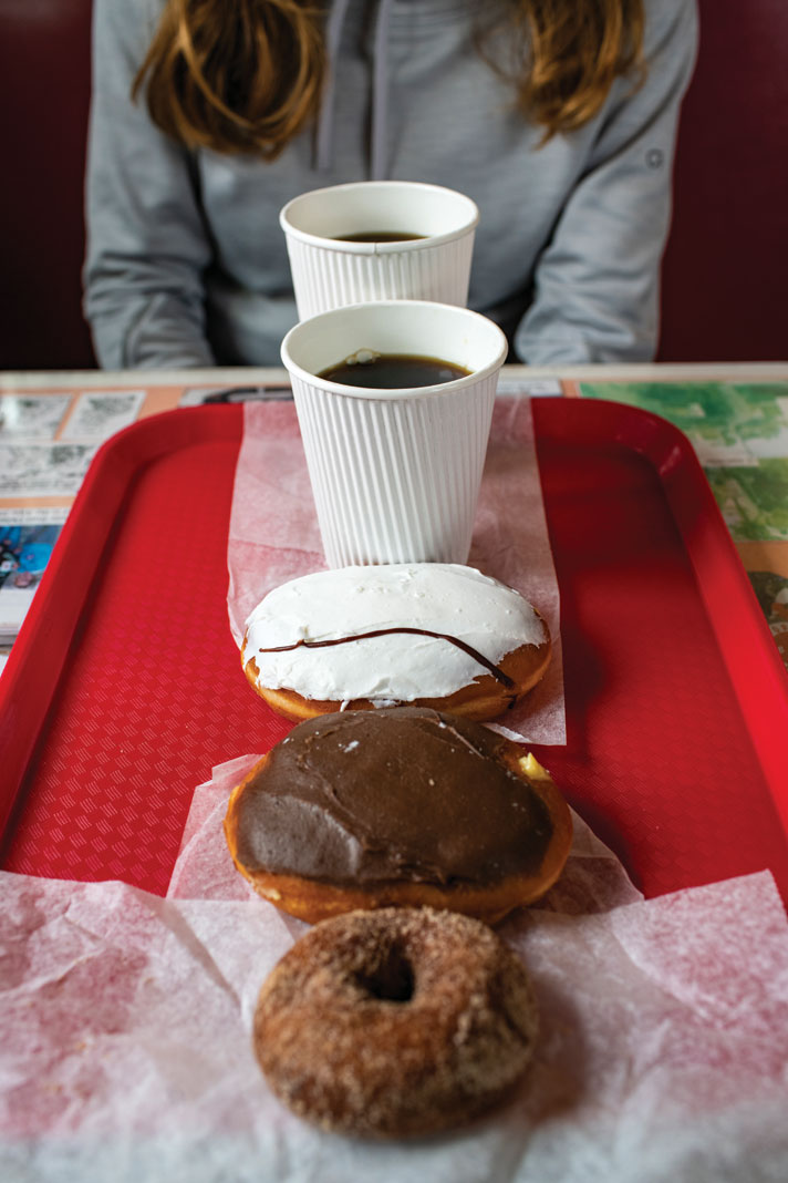Visitors and locals alike rely on World's Best Donuts