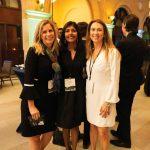 From left: Carolyn Kohrs, Hema Nealon, Valerie Hoffman