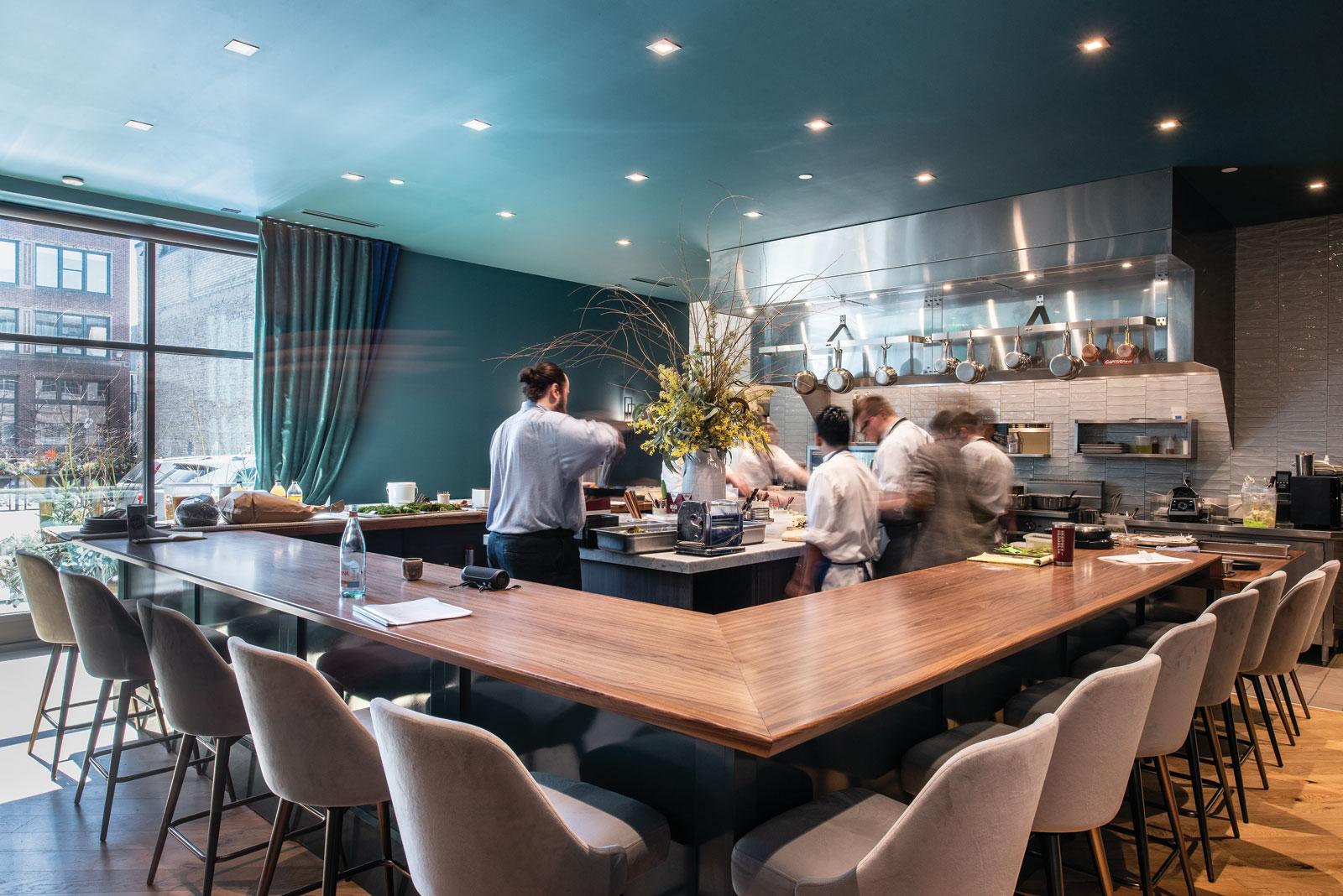Restaurant Review Demi Is A Tasting Menu Dream Minnesota