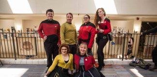 CONvergence Star Trek