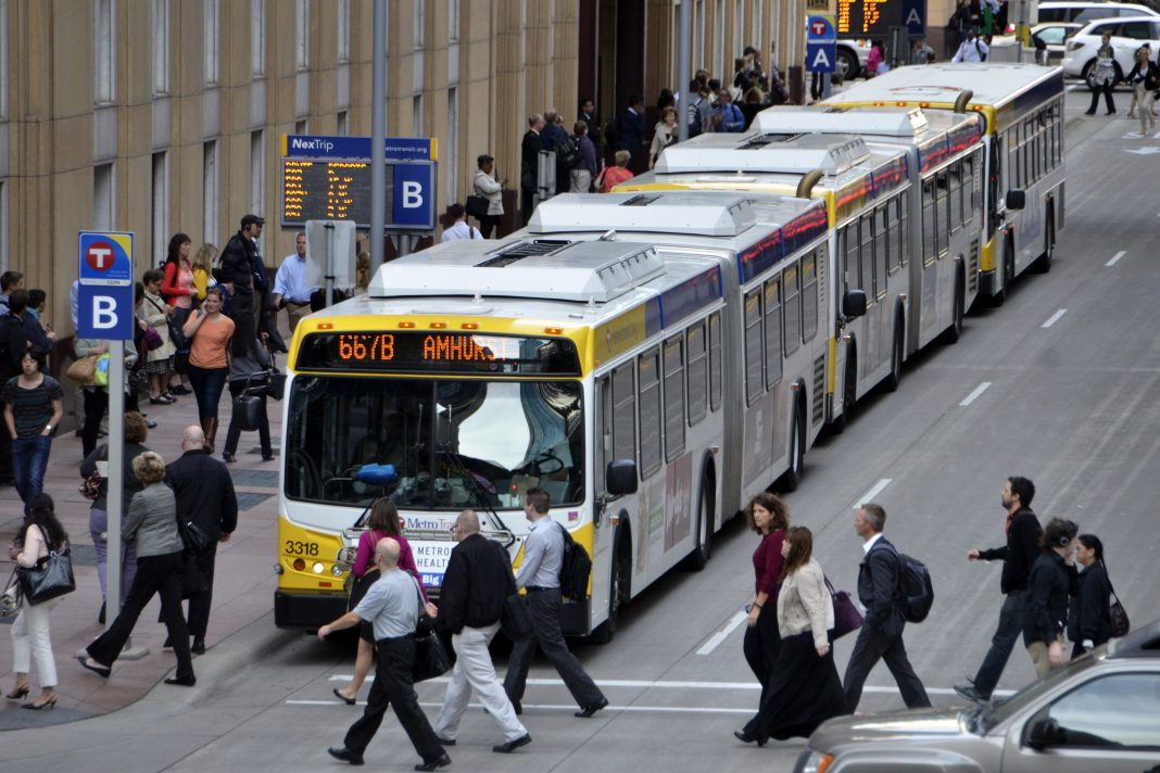 Metro Transit: the primary public transportation operator in the Minneapolis–Saint Paul area of the U.S. state of Minnesota and the largest operator in the state.