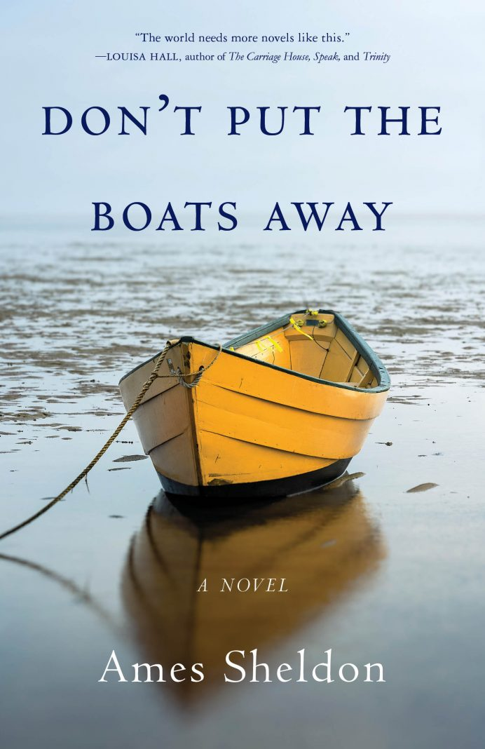 Dont Put the Boats Away Front Cover