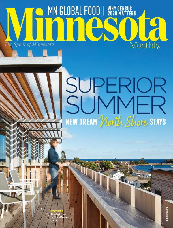 Minnesota Monthly, May 2019 cover