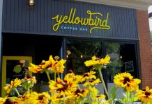Yellowbird Coffee Front