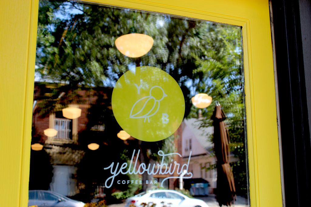 Yellowbird Door
