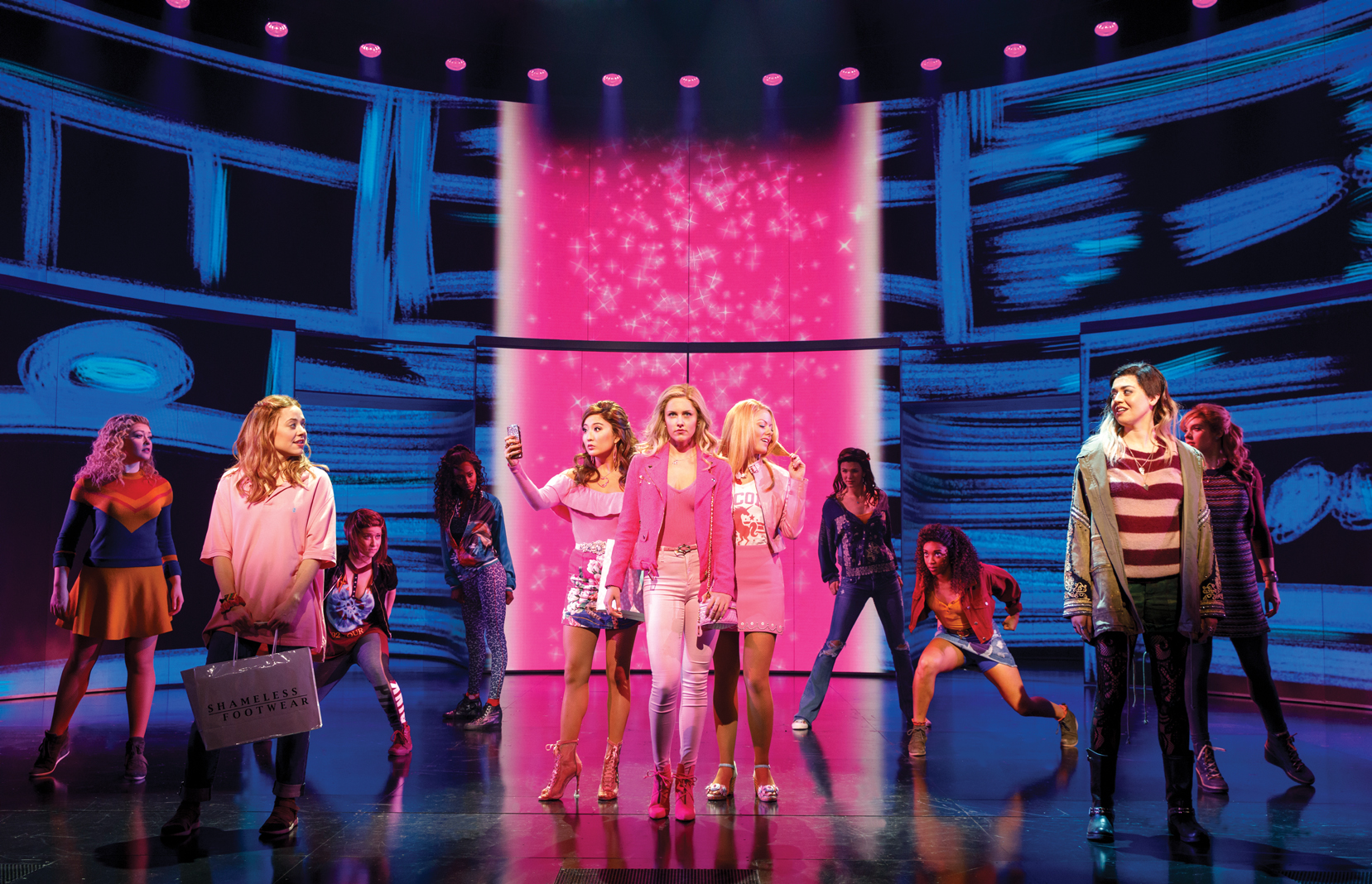"""Mean Girls"" at Orpheum Theatre"