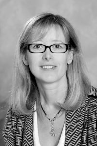 Dr. Elizabeth Grey, an Abbott Northwestern associate clinical cardiologist and researcher at the Minneapolis Heart Institute Foundation