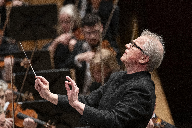 Minnesota Orchestra Music Director Osmo Vänskä