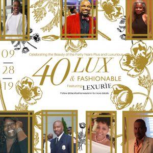 Black Fashion Week MN, 40 Luxury