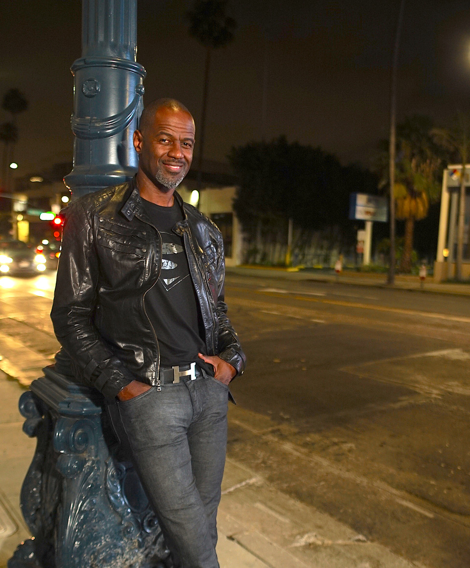 Brian McKnight at the Ordway Center for the Performing Arts