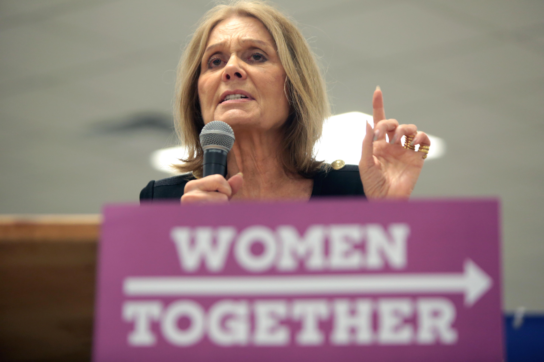 Gloria Steinem at the History Theatre