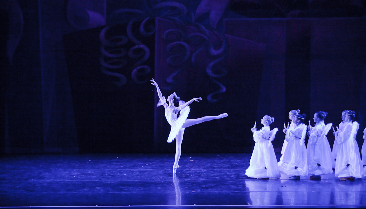 The Classic Nutcracker performed by Ballet Minnesota