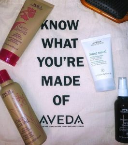 Aveda Care Package