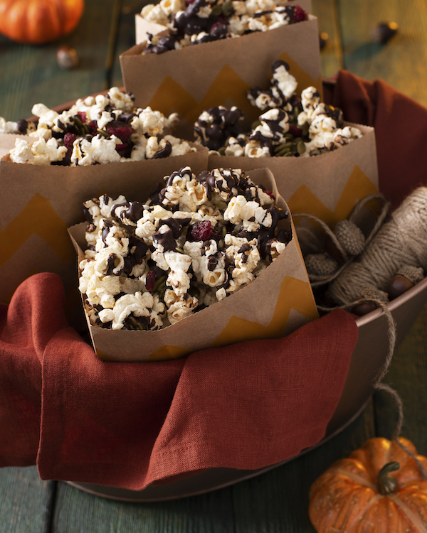 Sweet and Spicy Popcorn Recipes