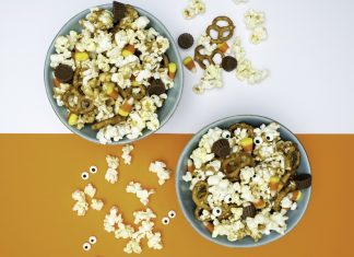 Harvest munch popcorn