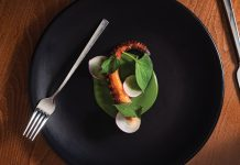 In Spring Park, a surprising take on octopus with lemongrass purée