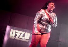 Lizzo Performance Palace Theatre St. Paul