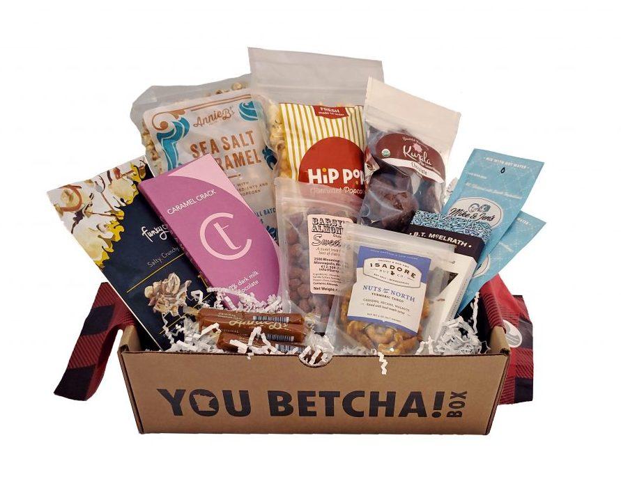 You Betcha! Box