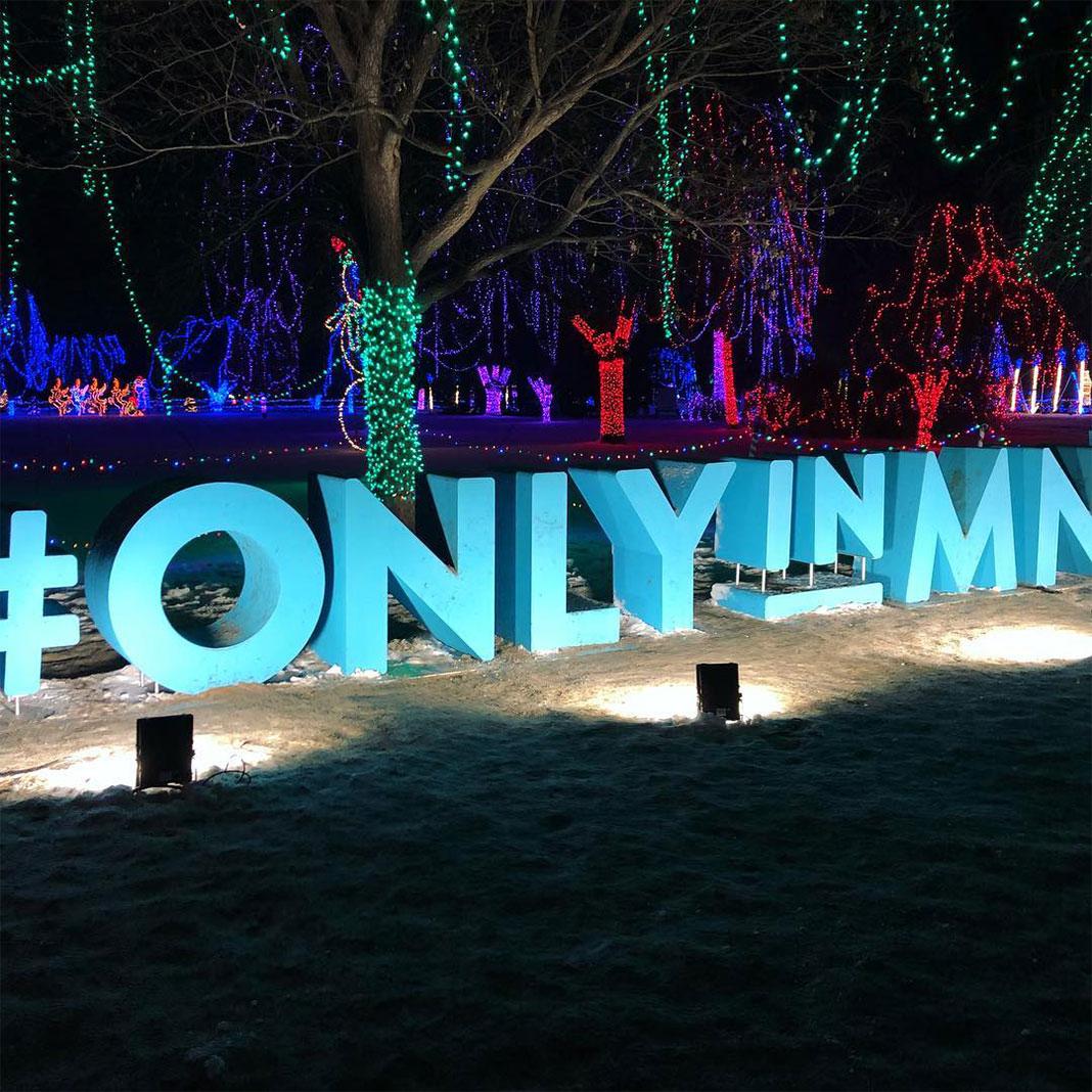 A giant #onlyinmn monument