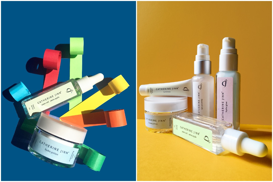 Catherine Jinn skincare products