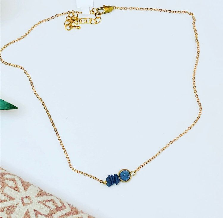 Lovage Necklace