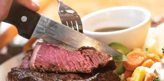 J.D. Hoyt's Supper Club is a top old-school steakhouse, says Jason DeRusha
