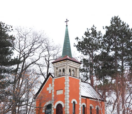 Where in MN is this chapel?